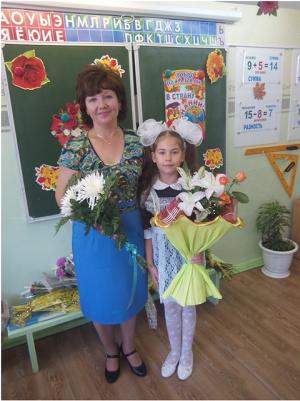 Елена Геннадьевна Барабанова