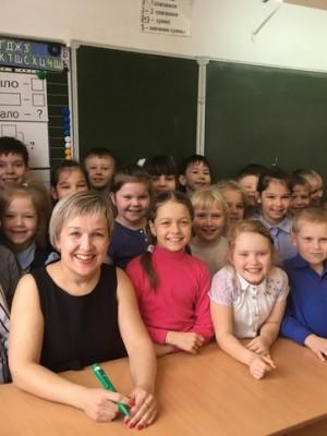 Ольга Владимировна Тихонова